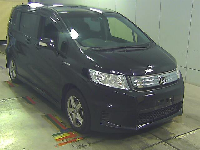 Бортжурнал Honda Freed Spike - drive2ru