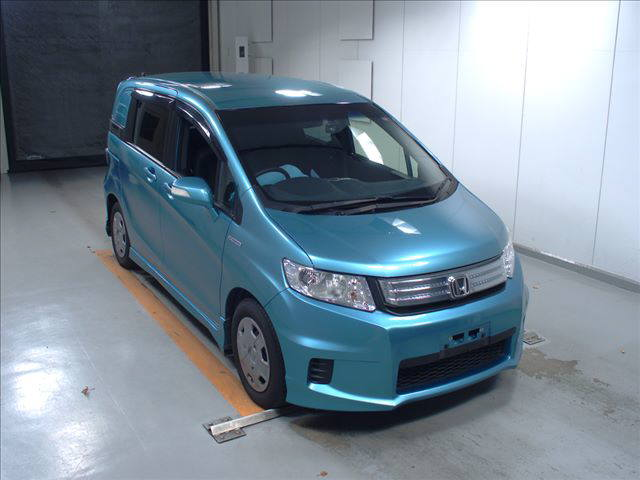 Продажа Honda Freed Spike в- karasukdromru