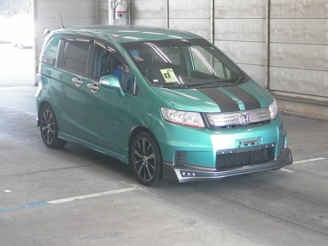 Амортизатор Honda Freed Spike- bazadromru