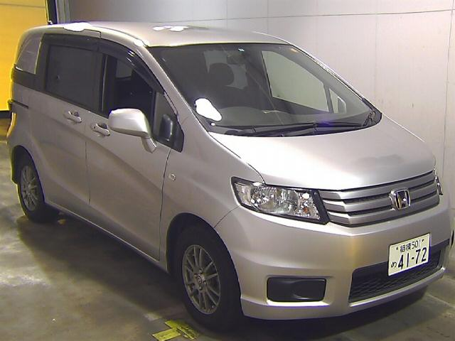 Продажа Honda Freed Spike в- krasnodardromru