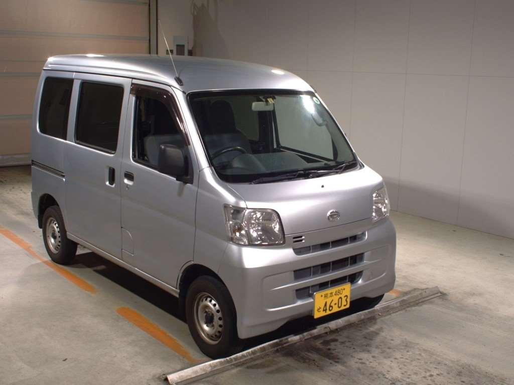 Фотографии и названия японских микроавтобусов
