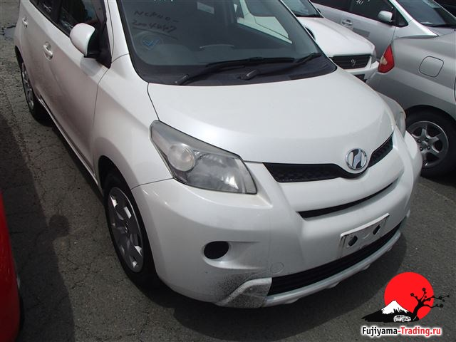 Toyota Ist 2010 :: заказать в Fujiyama Trading