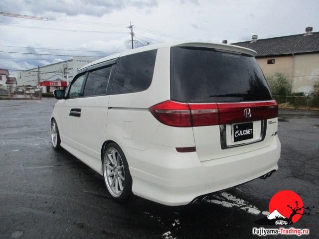 Honda Elysion 2010 за 524000 руб :: заказать в Fujiyama ...