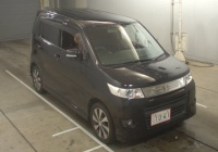 Suzuki Wagon R Stingray 2011 в Fujiyama-trading