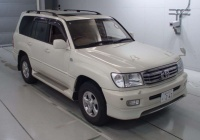 Toyota Land Cruiser 2001 в Fujiyama-trading