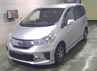 Honda Freed Hybrid 2013 в Fujiyama-trading