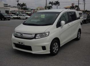 Honda Freed Spike 2014 в Fujiyama-trading