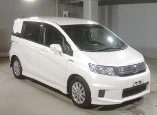 Honda Freed Spike Hybrid 2014 в Fujiyama-trading