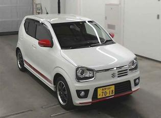 Suzuki Alto Turbo RS 2015 в Fujiyama-trading