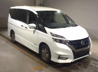 Nissan Serena 2018 E-Power в Fujiyama-trading