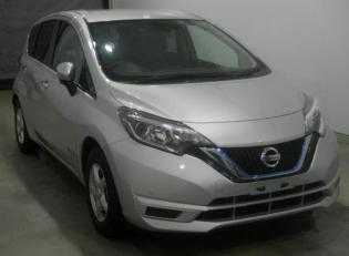Nissan Note e-Power 2016 в Fujiyama-trading