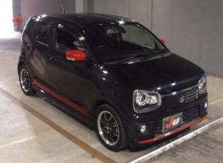 Suzuki Alto Turbo RS 2016 в Fujiyama-trading