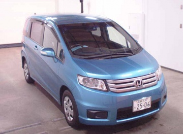 Honda Freed Spike 2013 в Fujiyama-trading
