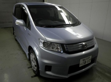Honda Freed Spike Hybrid 2013 в Fujiyama-trading