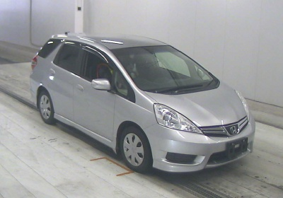 Honda Fit Shuttle 2011 в Fujiyama-trading
