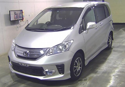 Honda Freed Hybrid 2014 в Fujiyama-trading