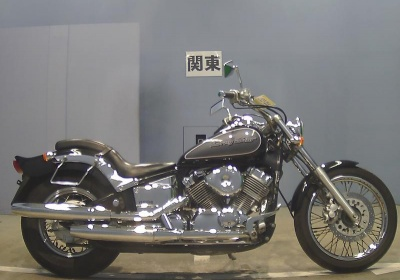 Yamaha Dragstar 400 Custom 1999 в Fujiyama-trading