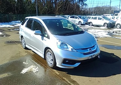 Honda Fit Shuttle 2013 в Fujiyama-trading