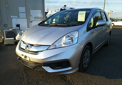 Honda Fit Shuttle 2014 в Fujiyama-trading