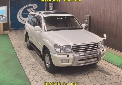Toyota Land Cruiser 2000 в Fujiyama-trading