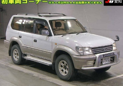 Toyota Land Cruiser Prado 2002 в Fujiyama-trading