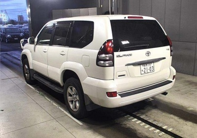 Toyota Land Cruiser Prado 2003 в Fujiyama-trading