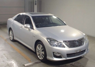 Toyota Crown Hybrid 2008 в Fujiyama-trading