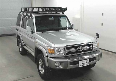 Toyota Land Cruiser 2015 в Fujiyama-trading