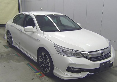 Honda Accord Hybrid 2016 в Fujiyama-trading