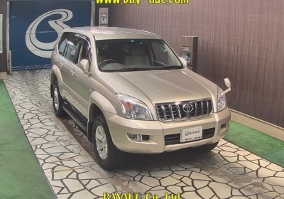Toyota Land Cruiser Prado 2006 в Fujiyama-trading